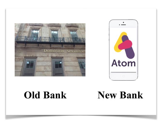 App Atom Bank