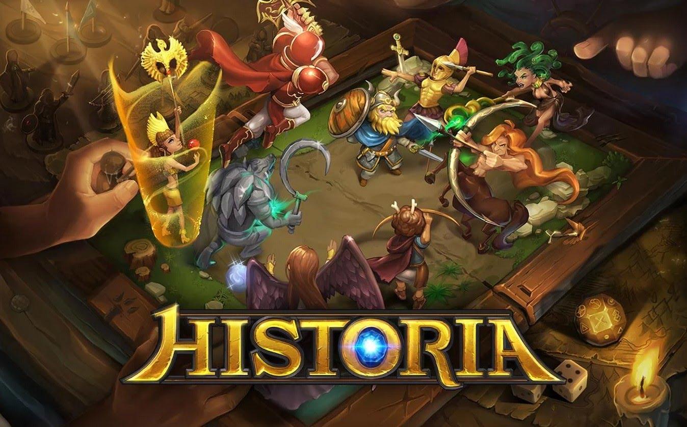 Historia App