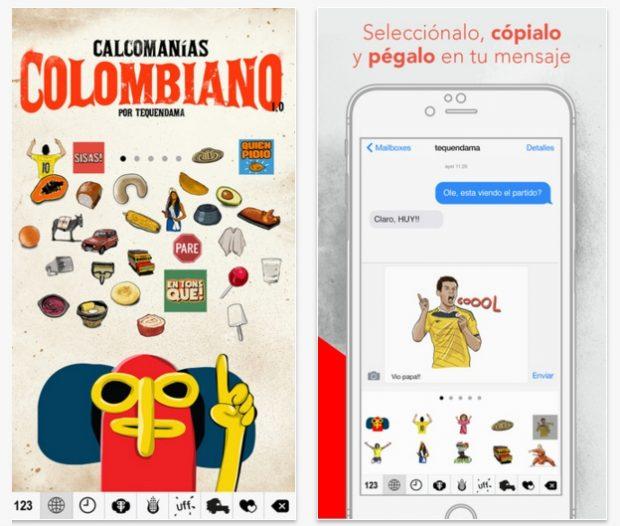 Emoticonos colombianos
