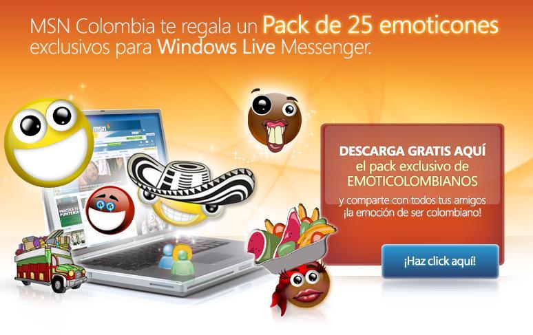 Latino Emoji saca una app específica para colombianos